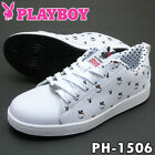 New PLAYBOY x Sanrio Hello Kitty Rabbit Sneakers PH-1506 From Japan w/tracking