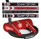 "TaylorMade Spider ARC Red Putter Custom  32"" to 37"" -  New 2018"