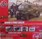 Airfix 1/48 Albion AM463 3-Point Fueller RAF 1940 New Plastic Model Kit A03312