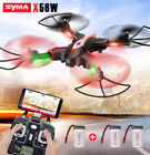 Syma X56W Foldable HD Camera Selfie Drone 2.4G Hovering Wifi FPV RC Quadcopter