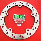 BMW 1150 R R ROCKSTER 03 04 05 06 NG REAR BRAKE DISC OE QUALITY UPGRADE 236