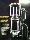 New CORALIFE 150G Cone Skimmer for Reef & Saltwater Aquariums 150 Gallons