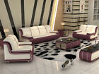 3+2+1 Sofa Set Leather Or Fabric Coffee Table & T.V.Stand