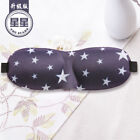Men&Women 3D Padded Blindfold Eye Mask Soft Travel Sleep Aid Glass Shade Covers