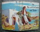 ENID BLYTON THE BOY WITH THE LOAVES AND FISHES LUTTERWORTH PRESS 1955 H/B BOOK