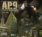 Ap.9 Of The Mob Figaz - Relentless (CD Used Like New) Explicit Version