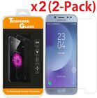 2-Pack Tempered Glass Screen Protector For Samsung Galaxy J730 J7 Pro EU 2017