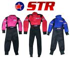 CRW Kids Pit Crew Suit - Ages 1 To 8 Years - Baby/Toddler Dress Up Race Suit