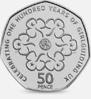 rare fifty pence coins