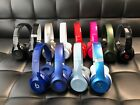Beats Solo2 Solo 2 WIRED On Ear Headphones LUXE BLACK ROSE GOLD RED WHITE BLUE