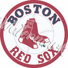 Boston Red Sox Vinyl Decal / Sticker 5 Sizes!!! on Ebay