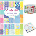 MODA Confetti 100 % cotton, charm pack &  jelly rolls  for sewing