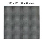 "BasePlates Base plates Compatible For Toy Building Blocks 10""x10"" 32x32 Studs"