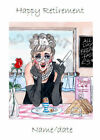 Personalised card, Breakfast at Tiffanys, Birthday Mothers day any occasion