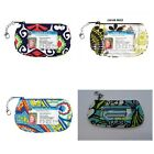 Внешний вид - Vera Bradley Clip Zip ID NWT COLOR CHOICE R$12 RETIRED FREE SHPPG