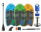 TwoBareFeet Laser Mini 6'0'' x 35'' x 6'' Inflatable Paddleboard- Package Choice