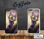 Alice In Wonderland Cheshire Cat Hard Case Cover for all iPhone Model F18