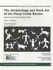 ARCHAEOLOGY AND ROCK ART OF PINEY CREEK RAVINE NATURE PRESERVE: By Mark J. Mint
