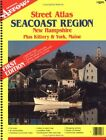 SEACOAST REGION ATLAS: NEW HAMPSHIRE PLUS KITTERY & YORK, MAINE **Excellent**