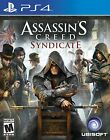Assassin's Creed: Syndicate PS4 [PlayStation 4] Brand New