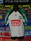 4.5/5 SV Grün-Weiss Pirna adults XXL #8 matchworn  football shirt jersey trikot