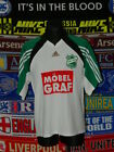 4.5/5 SV Grün-Weiss Pirna adults XXL #15 matchworn  football shirt jersey trikot