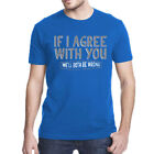 Men's Summer Casual Crew Neck Graphic Cotton Fashion Sarcastic Funny T-Shirt Tee