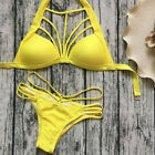 Brazilian Swimwear Bathing Suit Push Up Bra Bikini Set Women Swimsuit Triangle