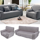 3 seat couch - 1/2/3 Seater Stretch Couch Sofa Seat Lounge Loveseat Protector Cover Slipcover