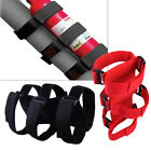 Roll Bar Fire Extinguisher Holder Safety Strap Accessory For Jeep Wrangler 07-16