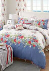 NEXT Bedding–  Lottie Floral With Dotty Reverse Bed Set, Single, Double,King