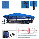 Advantage+22+Citation+BR+Trailerable+performance+Jet+Boat+Cover+Blue