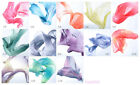 New Belly Dance Costume Gradient Color Silk Shawl Veil 250120cm 13 colours