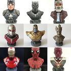 MARVEL COMICS SUPER HERO THE 1/4 SCALE BUST STATUE FIGURINES COLLECTIBLES FIGURE