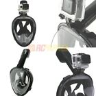 Внешний вид - Water Sport Surface Diving Snorkel Snorkeling Full Face Mask with GoPro Mount