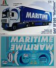"Italeri 1/24 DAF XF105 ""Maritime"" New Plastic Model Kit 3920 1 24"