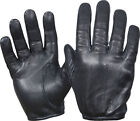 Внешний вид - Gloves All Leather Police Duty Search Shooting Driving  Black Sizes S,M,L,XL,2XL