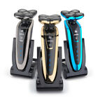 3 in 1 Rotary 5D Rechargeable Washable Men's Cordless Electric Shaver Razor