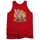 Betty Boop SURF BOARD Felix the Cat Licensed Adult Tank Top All Sizes $21.93 USD on eBay