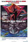 65545 The Spy Who Loved Me Movie Roger Moore Wall Print Poster Affiche $13.13 CAD on eBay