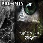 PRO PAIN - Pro Pain - No End In Sight - CD - **BRAND NEW/STILL SEALED** - RARE