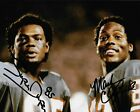 Miami Dolphins Mark Clayton Mark Duper Signed Photo 8x10 COA
