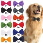 Chic Dog Cat Pet Puppy Toys Kids Cute Bow Tie Necktie Collar Clothes