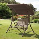 Garden Swing Havana Suntime 2 Or 3 Seater In Bronze Free Delivery