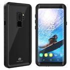 pb&j otter - Galaxy S9 Plus Case Waterproof Shockproof Cover with Built-in Screen Protector