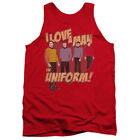 Star Trek Kirk Scotty Love a MAN IN UNIFORM Licensed Adult Tank Top All Sizes on eBay