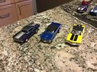 HOT WHEELS REAL RIDERS TREASURE HUNT GTO, CHEVELLE, ROAD RUNNER, MINT!!!!!!