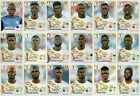 PANINI WORLD CUP 2018 STICKERS - 18 STICKER TEAM SETS