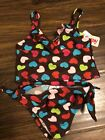 Al & Ray Baby Girl Swimming Suit 2 piece