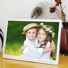 """15"""" HD LCD Digital Photo Frame with Multimedia Playback With Touch Button"""